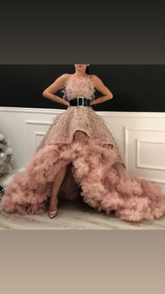Ball Gown Dresses, Event Dresses, Formal Dresses, Sexy Evening Dress, Evening Gowns, High Low Prom Dresses, Mode Hijab, Party Gowns, Fashion Weeks