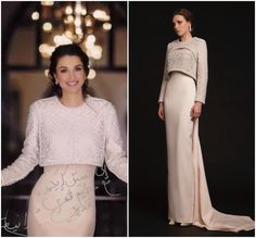Queen Rania in Krikor Jabotian
