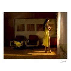 Kamilla II | La nostalgie d'amour | Horst Kistner | Silent Cube Photography