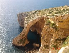 Malta Deep Water Solo