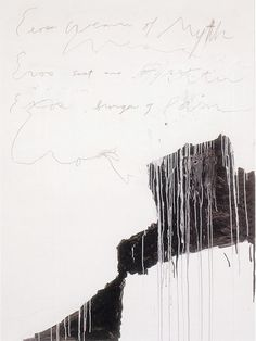 Cy Twombly Coronation of Sesostris, 2000 (panel 10 of 10)