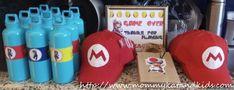 Get Creative with a DIY Super Mario Bros. Birthday Party