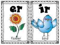I love these phonogram cards! I was going to make a set of the 70 English phonograms, but then I found these...perfect!