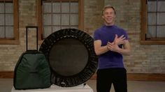 David Hall discusses the many health issues that affect people today and how rebounding exercises improve health. Visit the Cellercise website to learn more . Mini Trampoline Workout, Rebounder Trampoline, Backyard Trampoline, Rebounder Workout, David, Workout Videos, Workouts, Workout Exercises, Rebounding