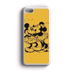 Disney Sketch Minnie Kisses Mickey Am iPhone 5c Case Fit For iPhone 5c Rubber Case White Framed FRZ http://www.amazon.com/dp/B016NOH054/ref=cm_sw_r_pi_dp_vhcmwb0DFQN0V