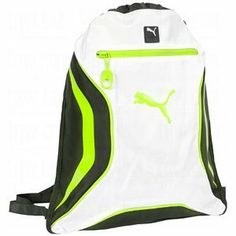 Puma Performance Gym Sack (Lime, One Size) by PUMA. $19.99. Speed response glove with latex palm provides the ultimate grip in both wet and dry conditions .