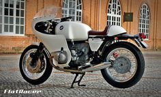 BMW CAFE RACER - FLATRACER - FLATRACER FLICKR GALLERY