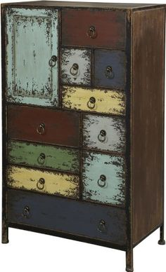 powell parcel 1 door 10 drawer accent chest powell httpwwwamazoncomdpb009aicvscrefcm_sw_r_pi_dp_e10lub19gjc17 amazoncom stein world furniture anna apothecary