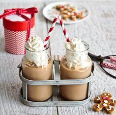 food, christmas, and drink image