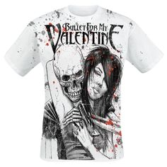 Bullet for My Valentine Shirt