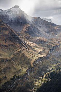 The Cambirian Mountains