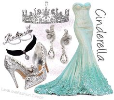 Disney Princess outfits- for Halloween maybe?