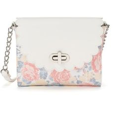 Candie's® Robin Scalloped Crossbody Bag