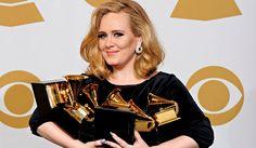 Congrats to Adele!