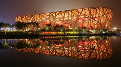 china bird nest stadium
