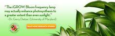 iGROW website, The Evolution of Plant Lighting