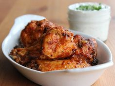 Lower-Fat, Lower-Calorie, and Just-as-Delicious Buffalo Wings