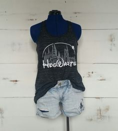 Harry Potter Shirt Hogwarts Shirt Hogwarts Castle by PotterLilies <<< I need this!!!!!!!