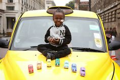 Having already established itself as an urban companion in key cities around the world, free taxi hailing app Hailo has teamed with Rainbow . Taxi Advertising, Sick Kids, City Streets, Transportation, Urban, London, Children, Young Children, Boys