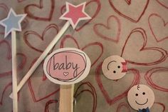 free printable baby shower clipart - Baby Shower Decor - meadoria