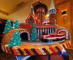 22 Epic Gingerbread Houses You Have to See to Believe – Red Tricycle