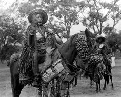Chief from Benin