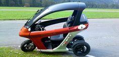 Tremola: Pfiffiges Dreirad mit Elektroantrieb aus der Schweiz
