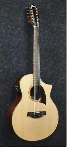 2015 IBANEZ 12-String Electric-Acoustic Guitar...