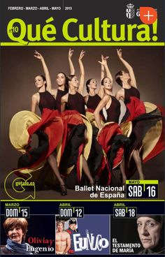 Una ciudad con mil cosas para hacer... #getafe #teatrogetafe #teatro #teatrofedericogarcialorca #catedraldegetafe #peralesdelrio #musica #artistas #music #art #arte #artwork #solidaridad #madrid #escena #españa #ilovegetafe #instagetafe #ayuntamientodegetafe #AytoGetafe #cultura #culture #danza #humor #comedia #drama #spain #españa