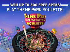 SpinAndWin-ThemeParkRoulette