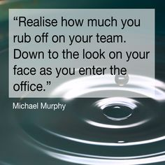 Leadership advice from PR guru Michael Murphy