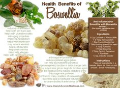 Health Benefits of Boswellia - If you have any concerns with pain and/or inflammation, this article is for you!  http://www.exhibithealth.com/general-health/health-benefits-of-boswellia-1272/  #painandinflammation #boswellia