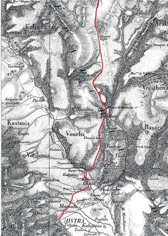old-map-lakonia