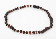 Baltic Amber Bracelet or Anklet- Naturally Relieves Pain Associated with Babies Teething (Cherry) Amber Bracelet, Amber Necklace, Beaded Bracelets, Baltic Amber Teething Necklace, Teething Jewelry, Cherry Baby, Natural Pain Relief, Anklet, Baltic Sea