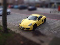 Porsche Cayman 3.4S
