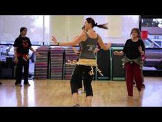 NewVo Belly Dance Fusion Workout - Better than Zumba