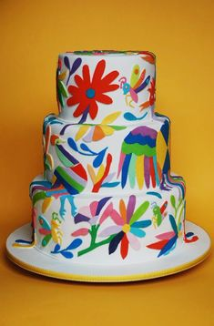 otomi inspired #birthdaycake