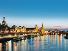 romantische Tage in Dresden
