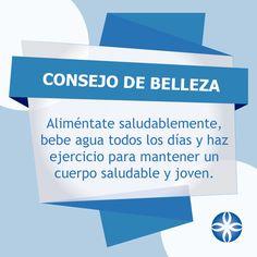Mantén tu cuerpo sano y la belleza vendrá por añadidura, #aprendeconlosmejores #consejoslacole #colegiaturadecosmetologia