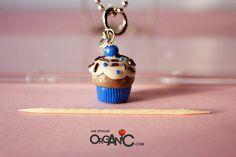 Crafty: Polymer Clay Cupcake Jewellery Cupcakes