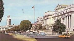 Manila during President Ferdinand Marcos Era - 1960s - More fun in the Philippines