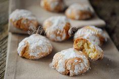 Amaretti morbidi facili e veloci ricetta biscotti