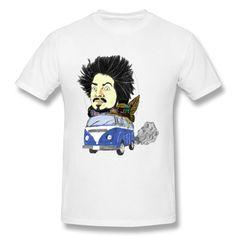 Amazon.com: Kazzar Men's Milky Chance Portraits And Car T Shirt: Clothing | @giftryapp