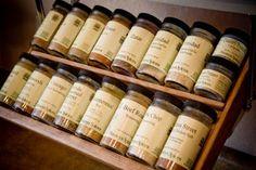 under-cabinet spice rack