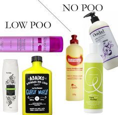 Low Poo, No Poo