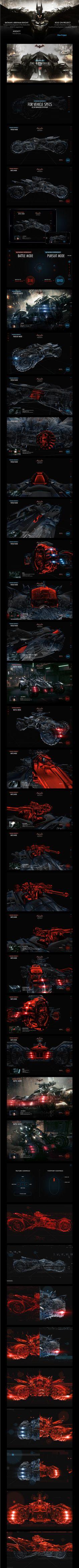 Batman: Arkham Knight Batmobile Experience