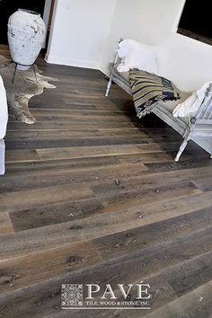 Provence Ancienne Aged Oak Wood Floors