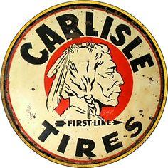 Carlisle Indian Head Tires