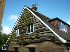 waney edge oak weatherboarding cladding - Google Search