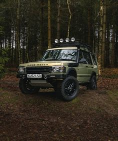 Land Rover Discovery 2, Monster Trucks, Car, Vehicles, Range, Instagram, Automobile, Cookers, Autos